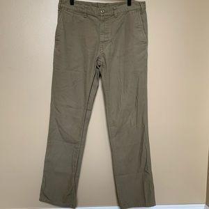 Patagonia men's khaki pants